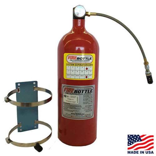 Fire Bottle FC-1000 Automatic Fire Suppression System - 10#