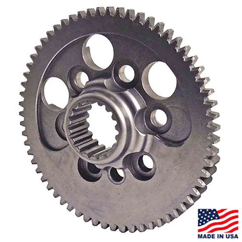 Winters/Maverick 18-Spline Flywheel, Externally Balanced, SBC