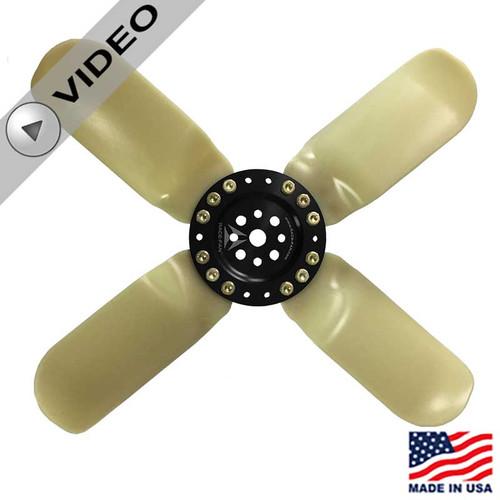 """19"""" Race-Fan 4 Blade Fan"""