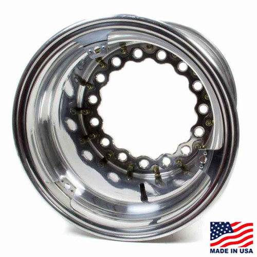 Wide 5 Proring Wheel Replacement Part 15x9 by Keizer Wheels
