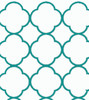 Quatrefoil Pattern Vinyl Wall Decal Sticker Shapes for Wall Décor