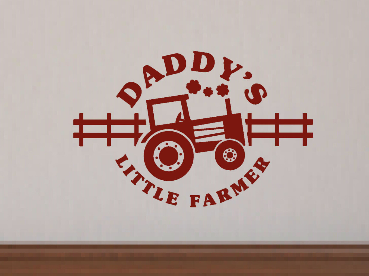 tractor wall stickers gallery