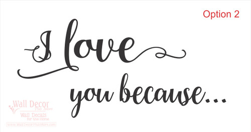 I love you vinyl decal lettering for diy project for glass frame vinyl sticker for do it yourself glass frame project solutioingenieria Choice Image