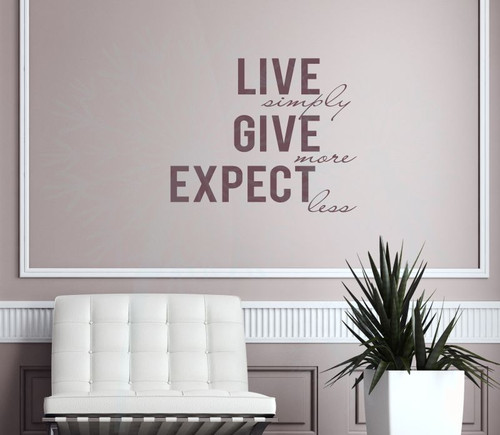 Motivational Inspirational Quotes: Live Laugh Love Inspirational Wall Decal Quote