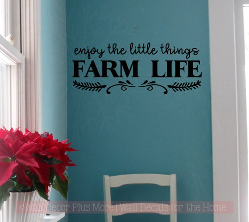 Farm Western Wall Decals Quotes And Stickers