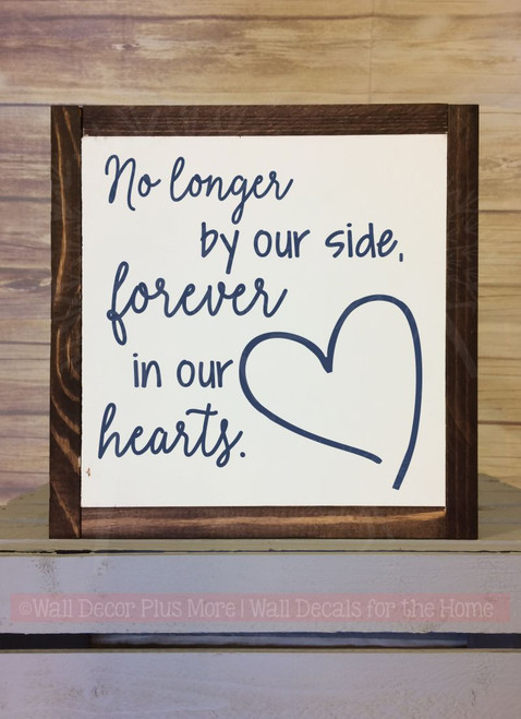 In Memorian Sympathy And Memory Wall Decals Quotes