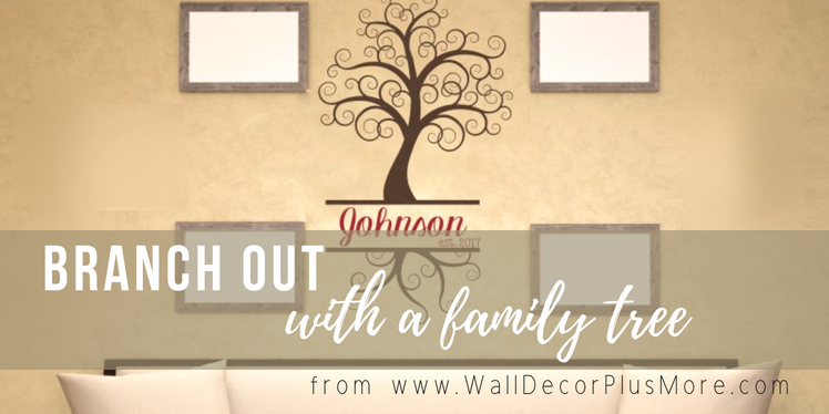 Branch Out with a Family Tree