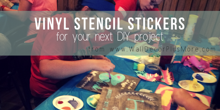 Why One-time Use Adhesive Stencils for Painting Are Better