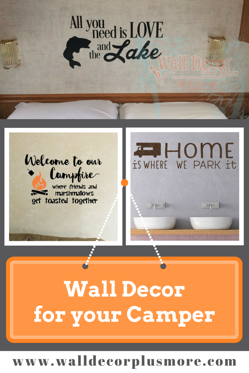 Create A Cozy Home Away From Home With Rv Wall Decals