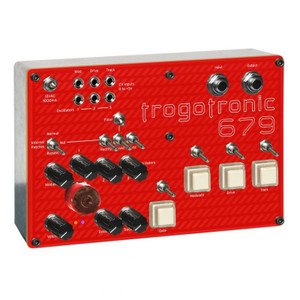 Trogotronic  ms679 Tube Mini Synth