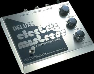 Electro Harmonix    Deluxe Electric Mistress Analog Flanger