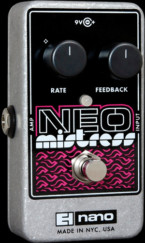 Electro Harmonix   Neo Mistress  Flanger