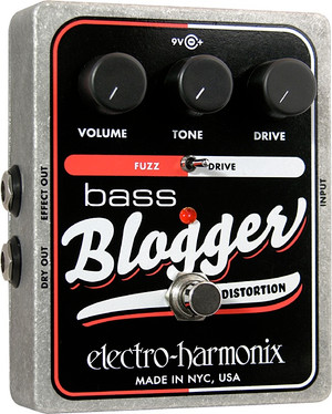 Electro Harmonix    Bass Blogger  Distortion/Overdrive