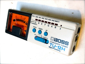 Used Boss tu-12h  SOLD!!!
