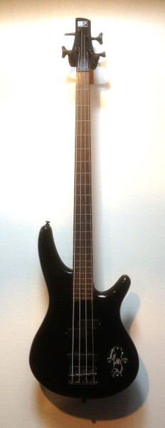 Used Ibanez SR 500 FL  #C414572 fretless bass w/HSC SOLD