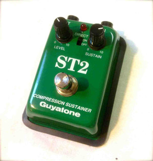 Used Guyatone ST2 Compression Sustainer SOLD