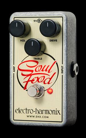 Electro Harmonix    Soul Food Distortion/Fuzz/Overdrive