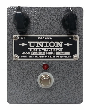UNION TUBE & TRANSISTOR  SONE BENDER