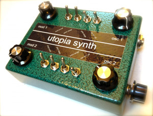 Skychord Electronics   Utopia Synth