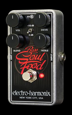 Electro Harmonix Bass Soul Food over drive