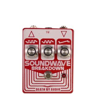 Death By Audio   Soundwave Breakdown