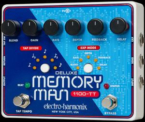Electro Harmonix Deluxe Memory Man 1100-TT Delay