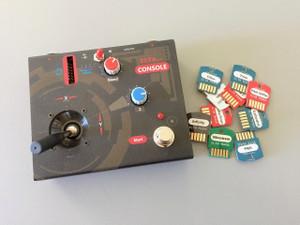 Elta Music CONSOLE Cartridge FX Device (Black) w/ 10 cartridges