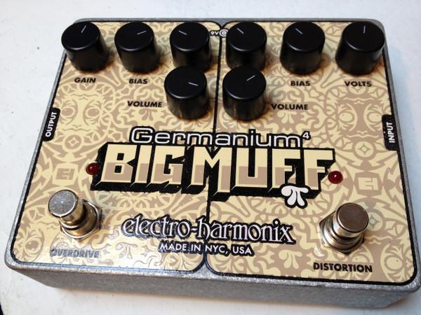 Electro Harmonix    Germanium 4 Big Muff Pi