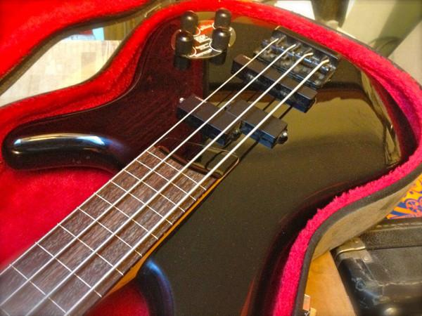 Used Ibanez SR 500 FL  #C414572 fretless bass w/HSC SOLD