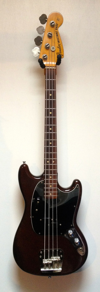 Used 70's Fender Mustang Bass SOLD