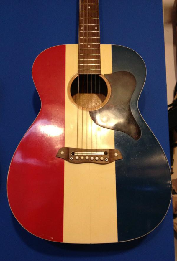 Used Harmony Buck Owens SOLD