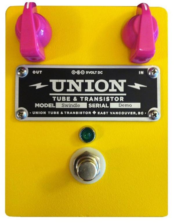 UNION TUBE & TRANSISTOR  Swindle