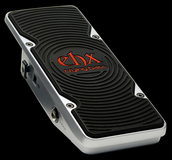 Electro Harmonix Crying Bass  Wah/Fuzz Pedal for Bass