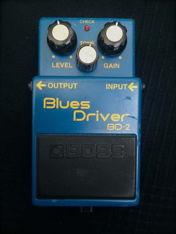 Used BOSS BD-2 SOLD!!!