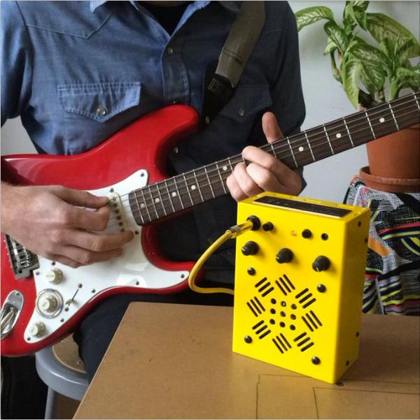 Critter & Guitari TERZ Amplifier