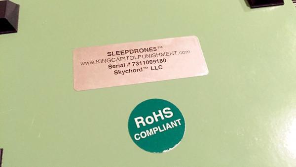 Used Kingcapitol Punishment/Skychord Sleepdrone 5 SOLD!!!