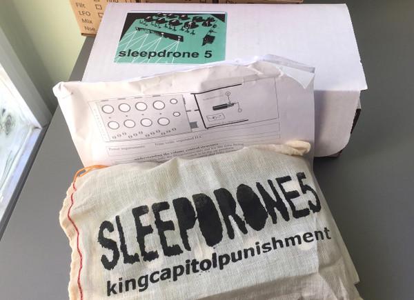 USED KINGCAPITOL PUNISHMENT/SKYCHORD SLEEPDRONE 5  2006