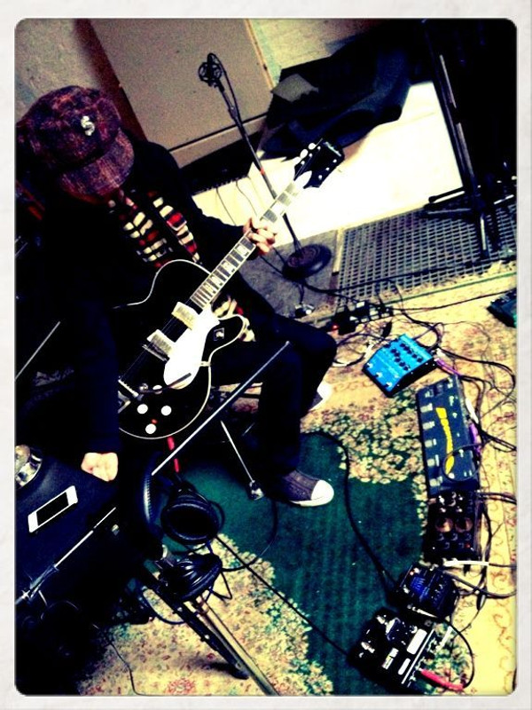 satoru ito pedal set up-