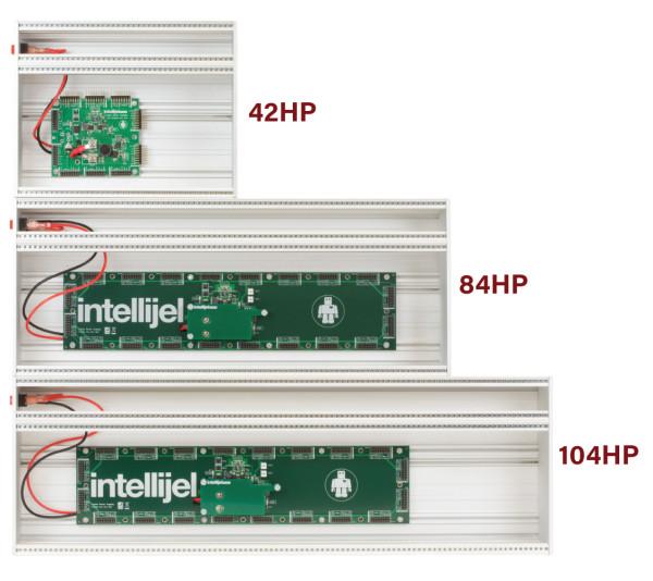 4U x 42HP  with TPS30W MINI and Meanwell 40W PSU $199.00  4U x 84HP with TPS30W MAX and Meanwell 40W PSU $299.00  4U x 104HP with TPS30W MAX and Meanwell 60W PSU $319.00