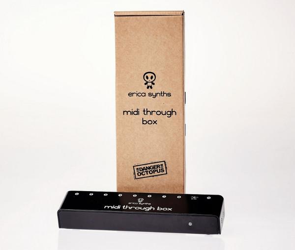 Erica Synths MIDI Thru Box