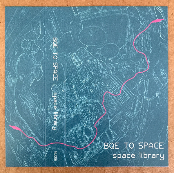 """Space Library Album """"BQE to Space"""" on cassette"""