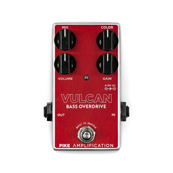 PIKE AMPLIFICATION  VULCAN BASS OVERDRIVE