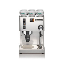 Rancilio Silvia Espresso Machine Kit (Espresso Machine, Grinder & Base) - 3