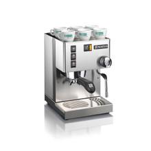 Rancilio Silvia Espresso Machine Kit (Espresso Machine, Grinder & Base) - 2