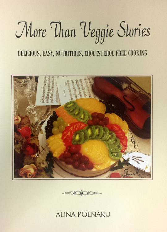 More than Veggie Stories - Cookbook