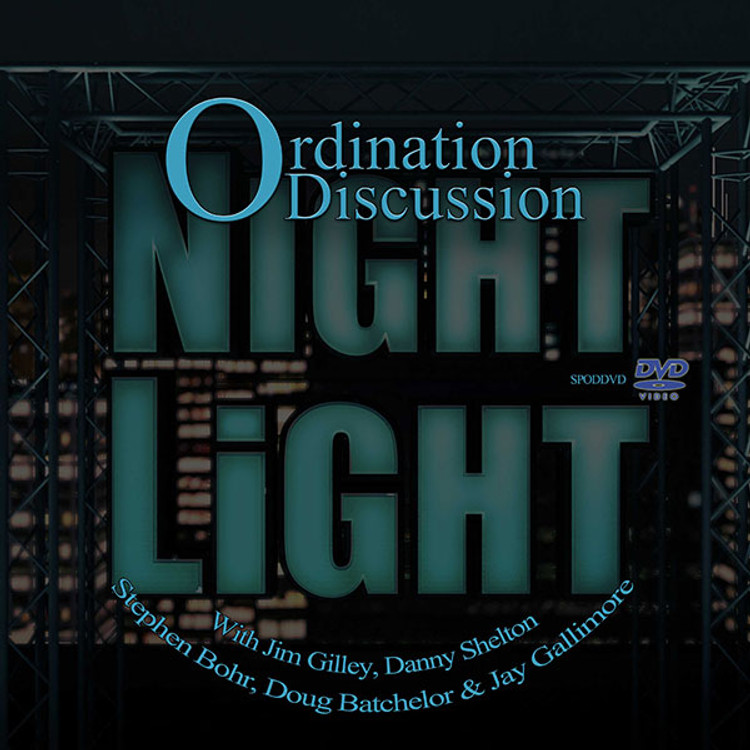 ASI Ordination Discussion - MP3 Set