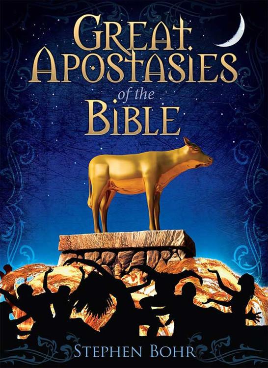 Great Apostasies of the Bible - DVD Set