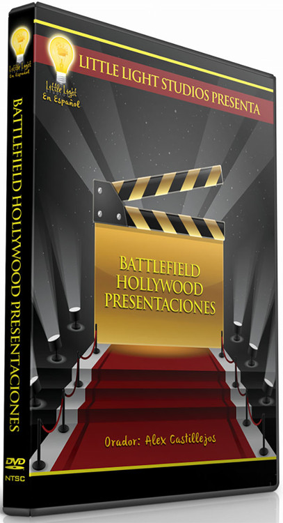 Battlefield Hollywood Presentaciones - en DVD