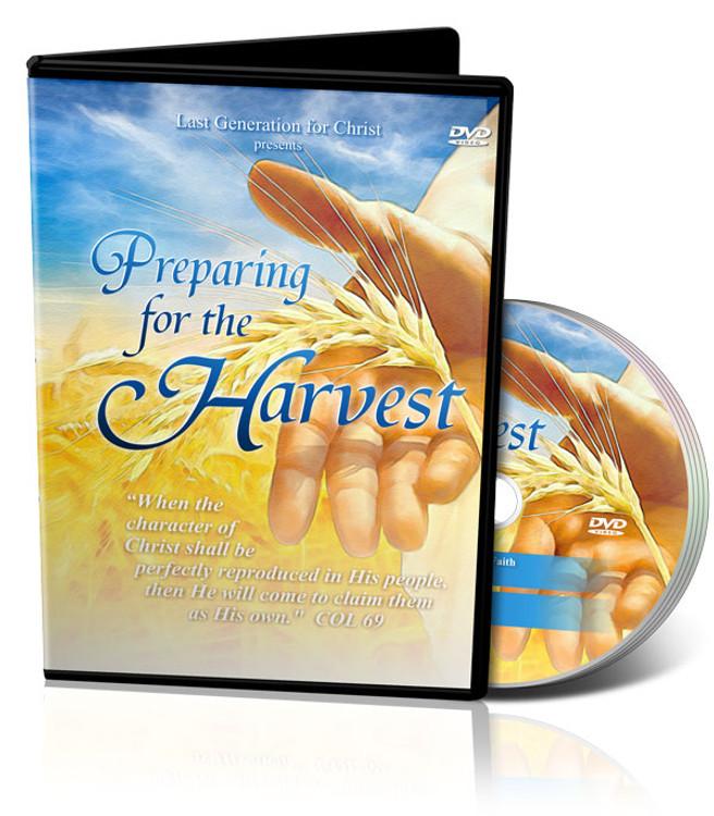 Preparing for the Harvest - DVD Set