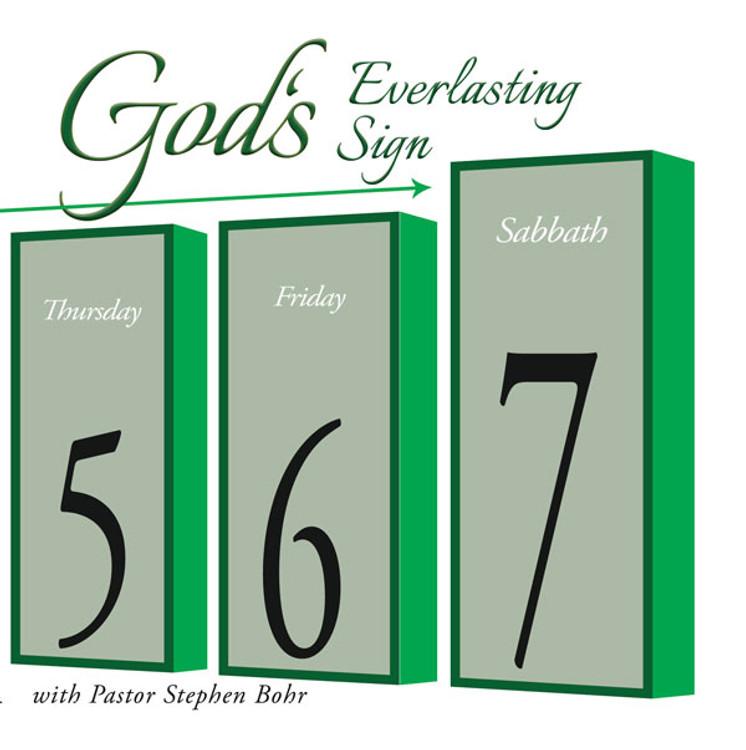 God's Everlasting Sign - MP3 Downloads